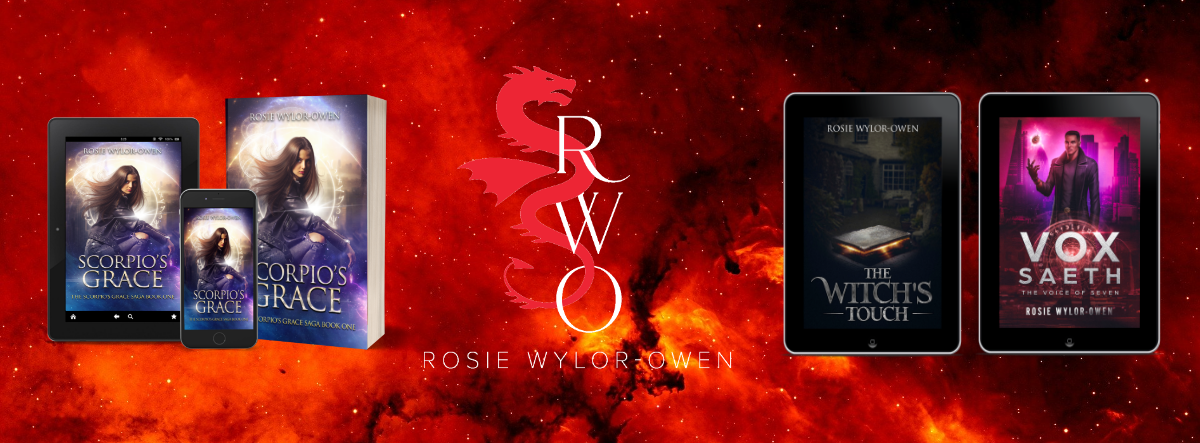 Rosie Wylor-Owen Author