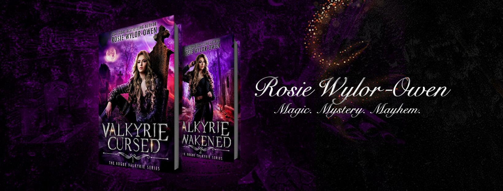 Rosie Wylor-Owen Author